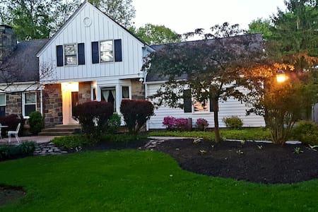 RNC Cleveland <30 min, safe/clean, 3 acres + parks - Solon - Huis