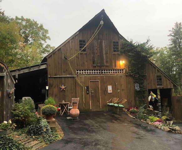 Two Cats Barn Retreat