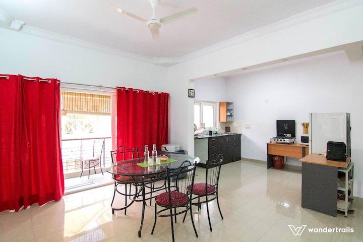 Luxury apartment on  100 feet rd Indiranagar