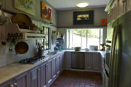 Peaceful Rural Retreat with Pool - Brookfield - House