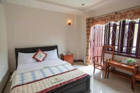 Nice Economy Room at Chau Giang Hotel
