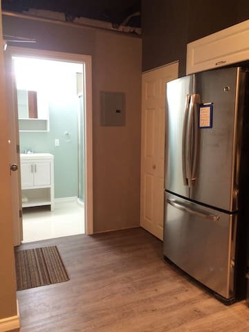 Studio apartment with mountain view - Thunder Bay - Appartement