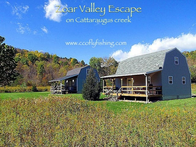 Zoar Valley Escape