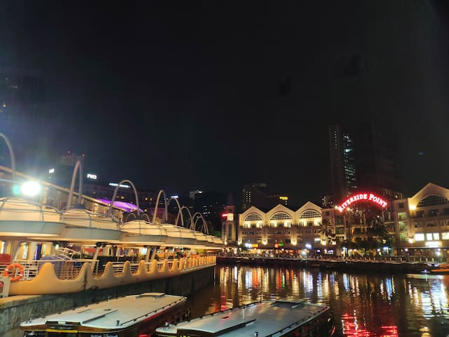 Like your own home @ Clarke Quay! 150m from MRT