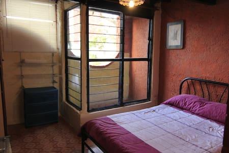 comfortable and cute studio - Mexiko-Stadt - Loft