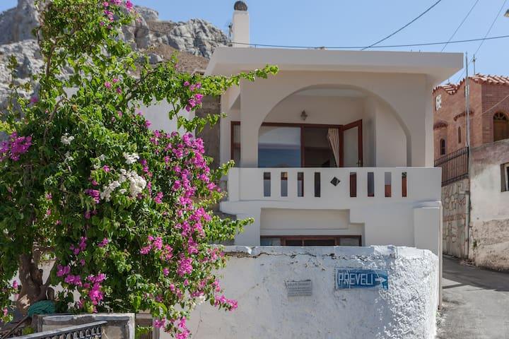 Casa di Anemos - Gianniou