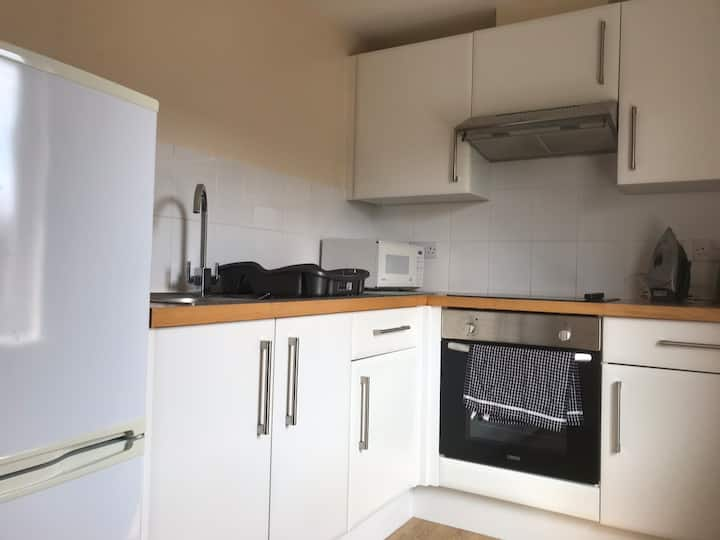 Parklands Apartment 2.  21 Duncan Rd Chichester