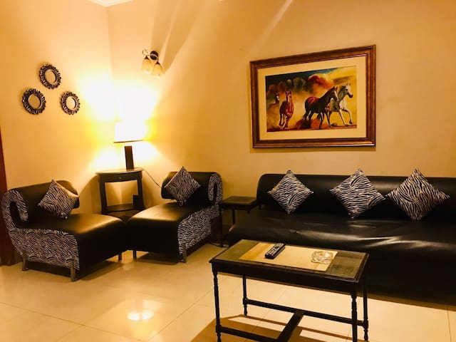 Luxury Apartment with Full Privacy in Gulberg.