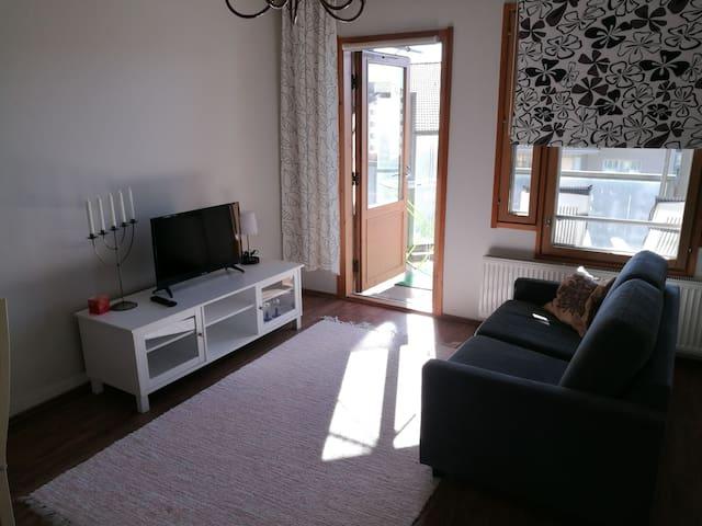 2huonetta ja sauna