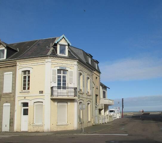 Appartement atypique - Vue mer