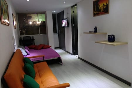 Modern, Chapinero - Very easy transportation - Bogotá - Appartement