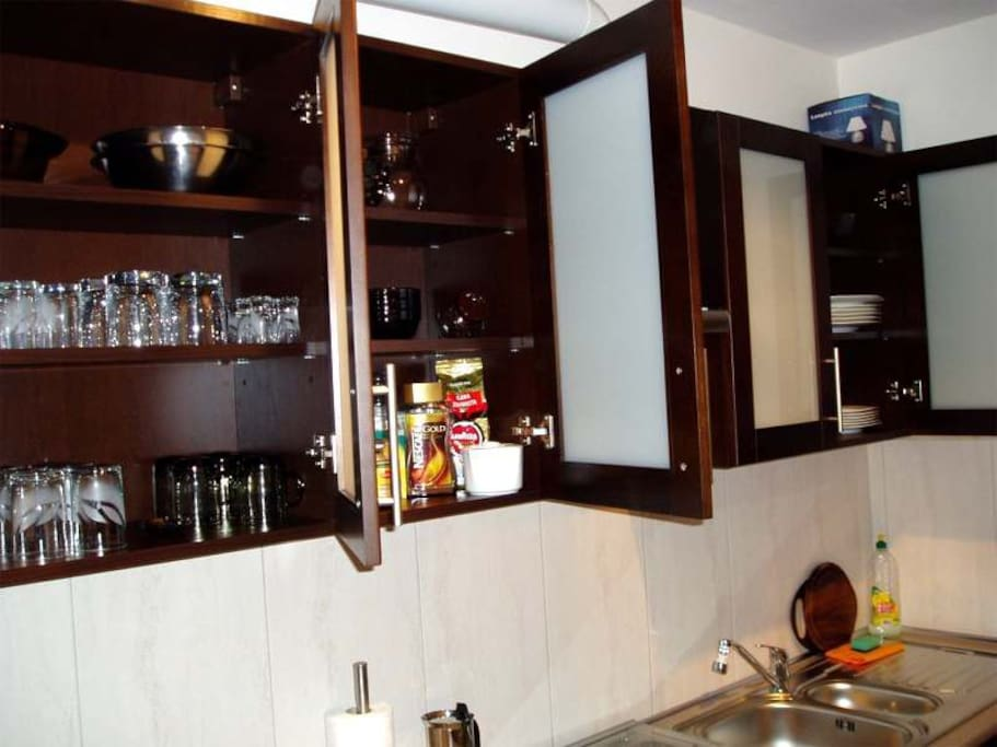 Wyposażenie kuchni (zmywarka)