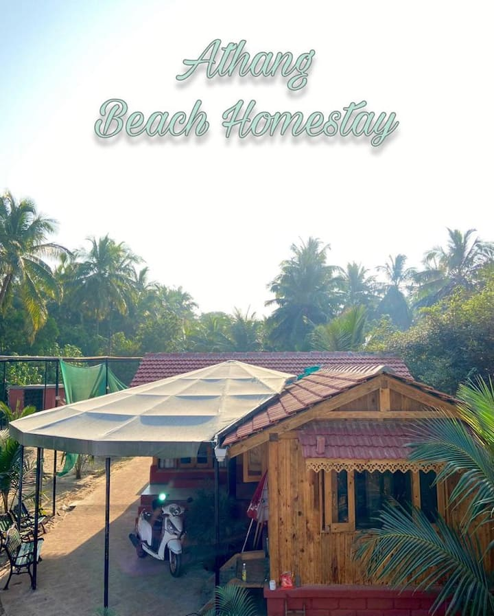 Athang - Beach Homestay (Cottages)