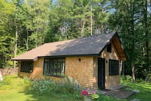 Guest House in the Woods