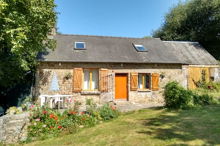 2-bed cottage in a lovely peaceful setting - Louvigné-du-Désert - Casa