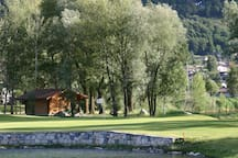 Golf in Leuk