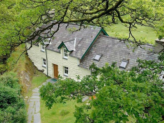 Bryn Mwllach -Stone Cottage Snowdonia, Dolwyddelan