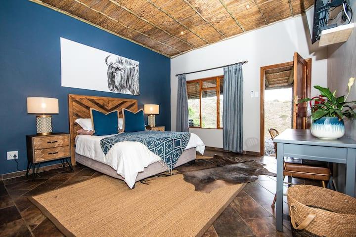 Bushmans Gorge Lodge, Wildebeest Room