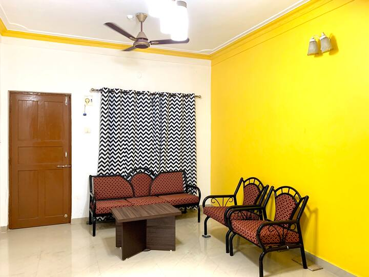 ChandraChayya 203- 2bhk apartment