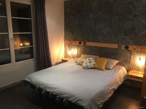 Szép és csendes Hangulatos szoba - Metz és Nancy közelében