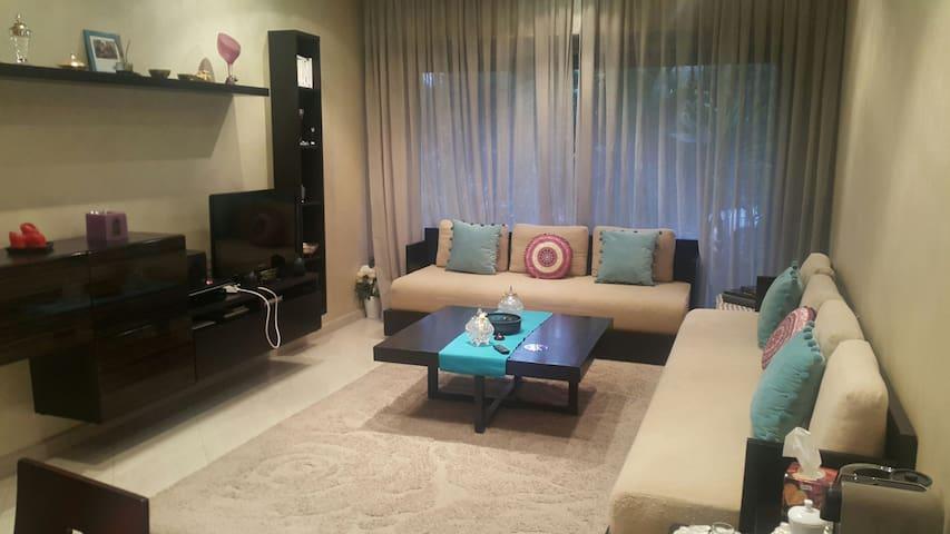 Jolie appartement au quartier chic de casablanca - Casablanca - Wohnung