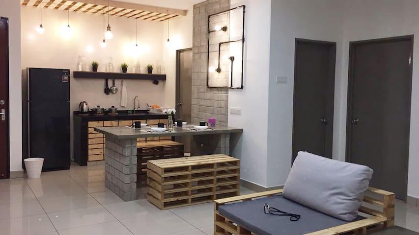 ThemeStay CafeHouse @ USJ1 - Subang Jaya - Wohnung