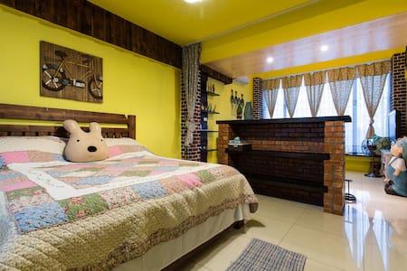 歐哈娜A雙人房 Ohana A Double Room - Sanxing Township