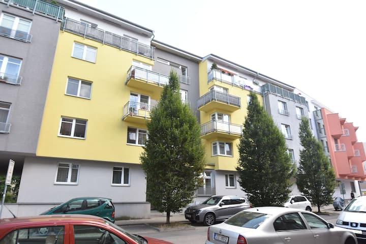 Modern Apartment in Podebrady near River