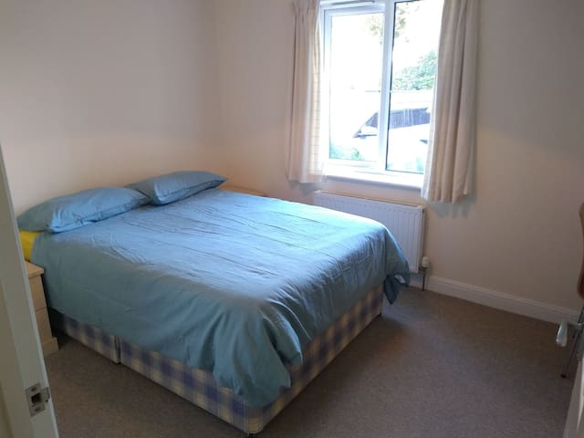 Nice and Spacious double bedroom with ensuite