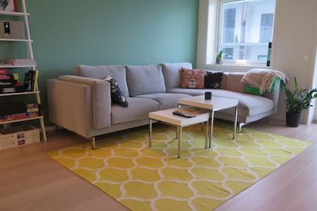 New apartment 2016 with bacony. - Bergen - Huoneisto