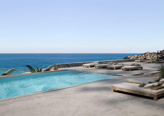 Villa 2-Bedroom with shared pool, MyAktis, Mykonos