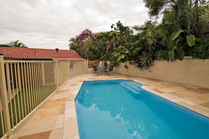 Rancho Relaxo - Byron Shire/ Pool - Ocean Shores - Appartement