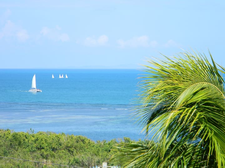 Stunning Caribbean View