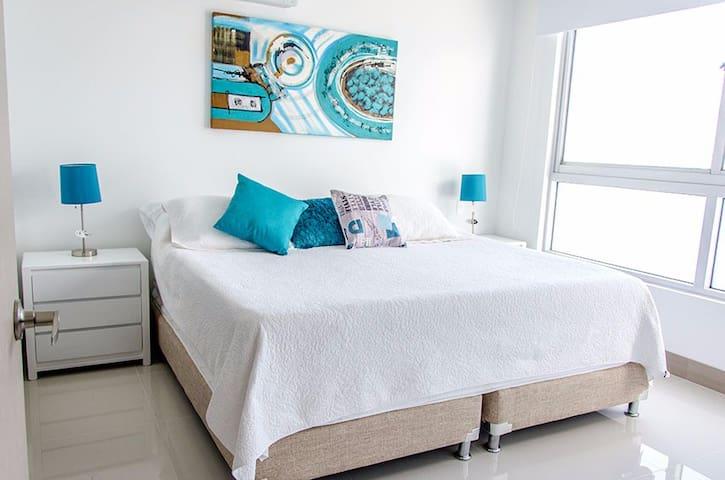 Apartamento Palmetto Beach - Cartagena - Byt