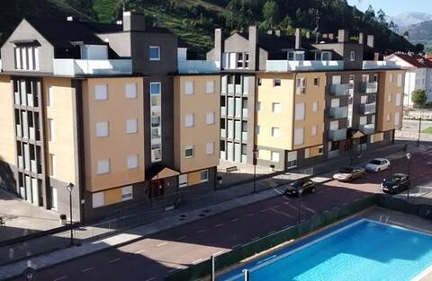 Apartamento en Unquera