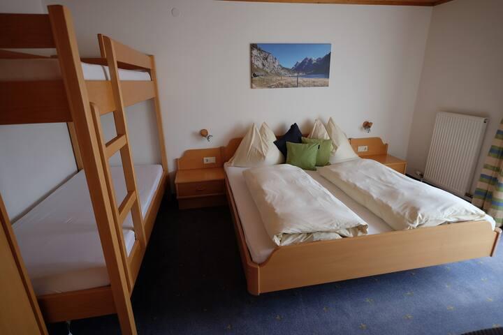 Haus Weitgasser Appartement Typ B in Flachau