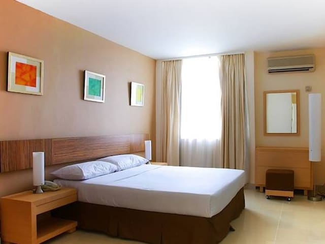 2 Bedroom Apartment LeGallery Suites Hotel