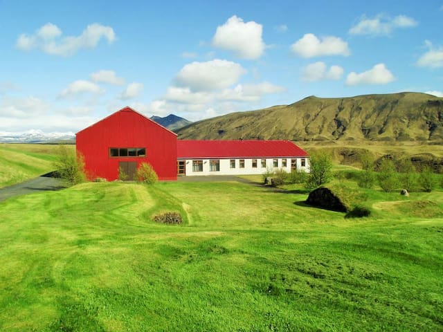Hotel selid- Farmstay Queen bed with mountainview