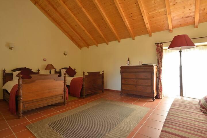 Quinta do Scoto - Dom Fernando Suite