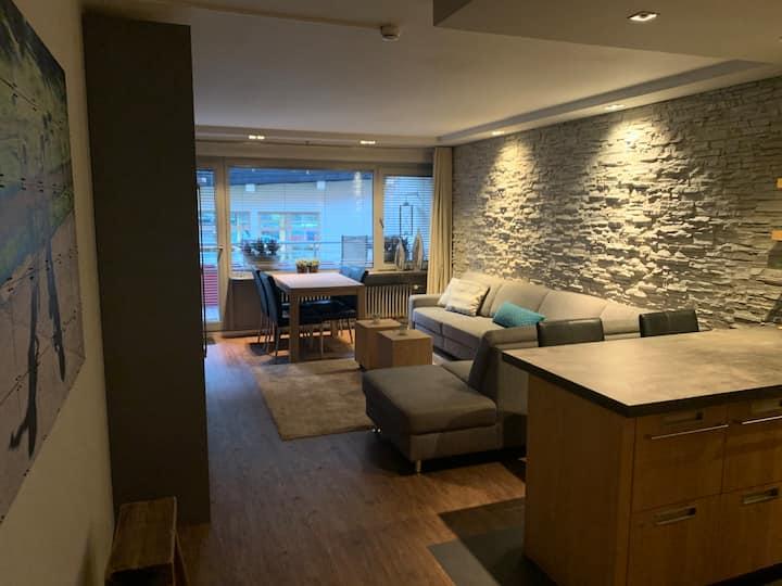 Zeer luxe appartement Kleinwalsertal, Vorarlberg.