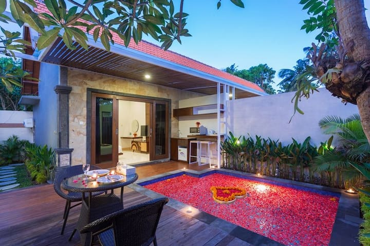 One Bedroom with Pool in Paisa Villa Seminyak