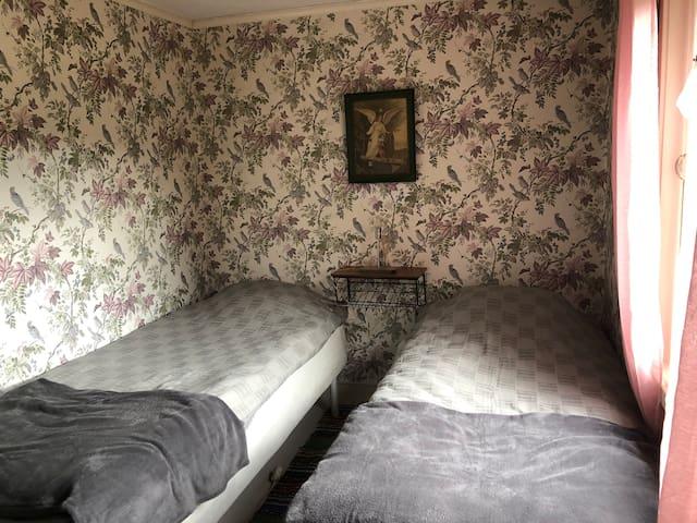 Sköna sängar för vila och sömn