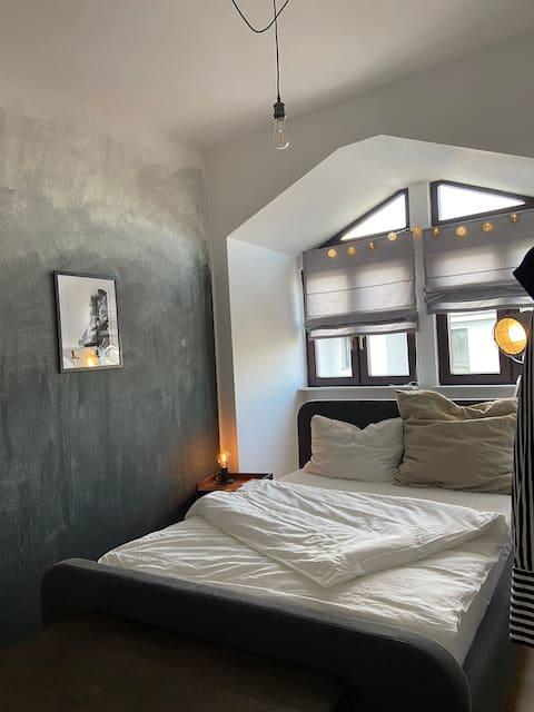 Buckau阁楼两室公寓