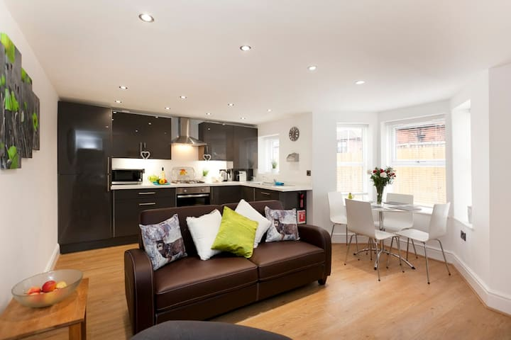 Treetops at West Bridgford - West Bridgford - Apartment