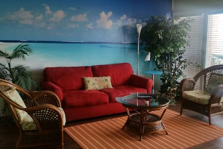 Awesome Condo on the Beach - Apartment