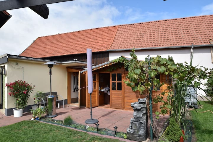 Pleasant Apartment in Veckenstedt near Ilsenburg