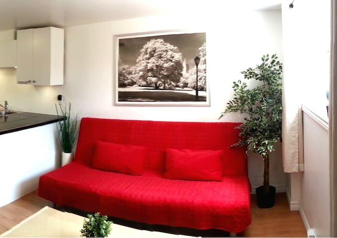 4-Bedroom, All-Inclusive - Ottawa - Apartament
