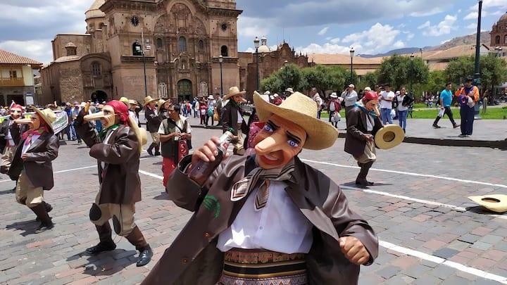 Hotel Center of Cusco Anais y Nicolas