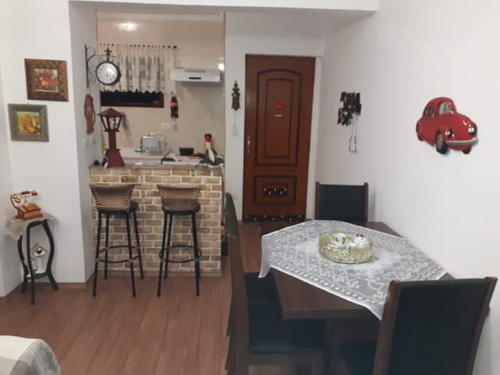 Apartamento Aconchegante Casal  / Campos do Jordão