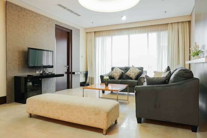 Exclusive 3BR Apartment at Pearl Garden